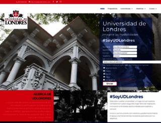 udlondres.com screenshot