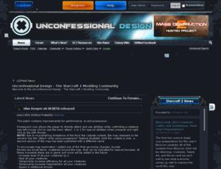 udmod.com screenshot