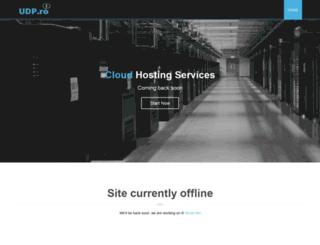 udp.ro screenshot