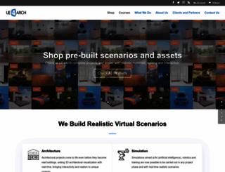 ue4arch.com screenshot
