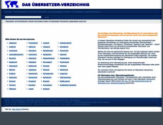 uebersetzer-suche.de screenshot