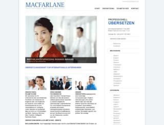 uebersetzungen-72.de screenshot