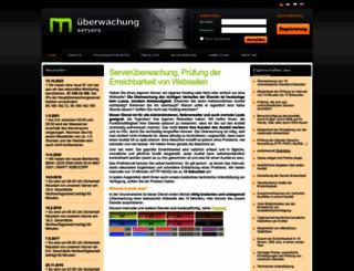 ueberwachung-server.de screenshot