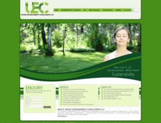 uecllp.com screenshot