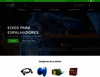 uefabr.com.br screenshot