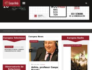 uemcom.es screenshot