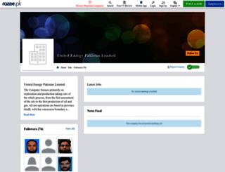 uep.rozee.pk screenshot
