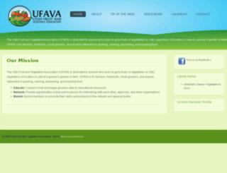 ufava.org screenshot