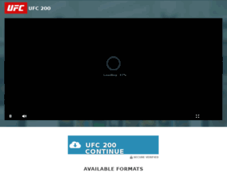 ufc196-live.com screenshot