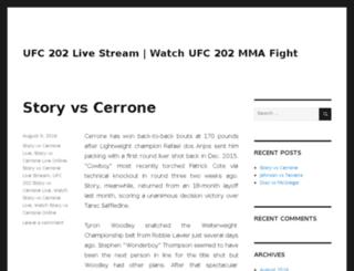 ufc202-live-stream.com screenshot