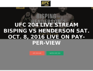 ufc204.co screenshot