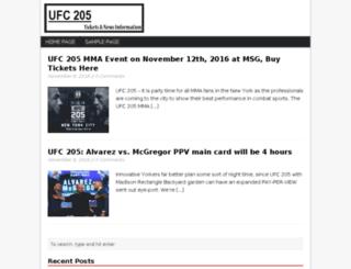 ufc2050.us screenshot