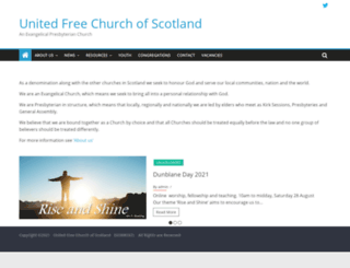 ufcos.org.uk screenshot