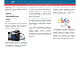 ufcspa.phlnet.com.br screenshot