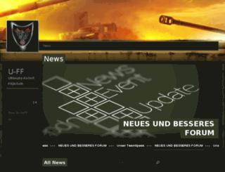 uff.clans.de screenshot