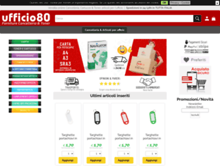 ufficio80.it screenshot