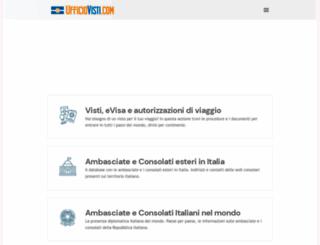 ufficiovisti.com screenshot