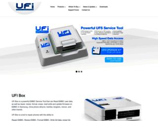 ufibox.com screenshot