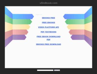 ufindbook.com screenshot