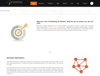 ufmarketing.com screenshot
