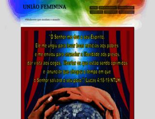 ufnovavidacg.wordpress.com screenshot