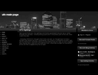 ufos4u.webs.com screenshot