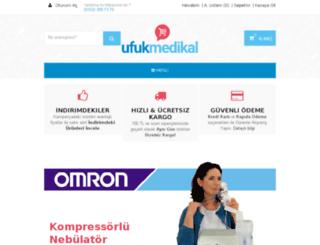 ufukmedikal.com.tr screenshot