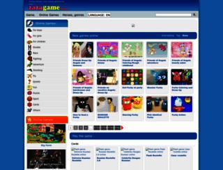 ug-en.zazagame.com screenshot