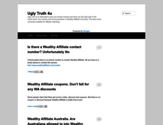 uglytruth4u.blogspot.com screenshot
