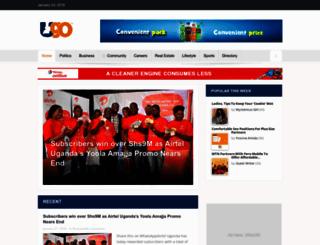 ugo.co.ug screenshot