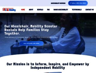 ugomobility.com screenshot