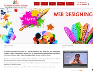 ugratechnology.com screenshot