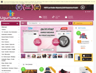 ugurlusun.com screenshot