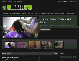 uhairtv.com screenshot