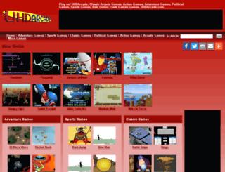 uhdarcade.com screenshot