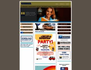 uhls.org screenshot