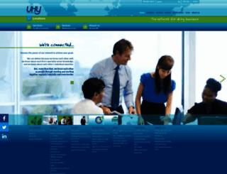 uhy.com screenshot