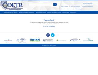 ui.nvdetr.org screenshot