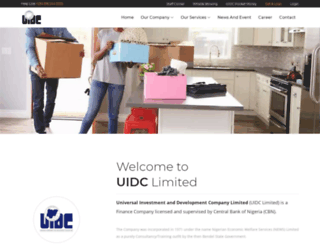 uidc.com.ng screenshot