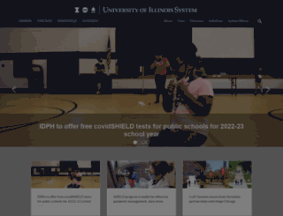 uillinois.edu screenshot