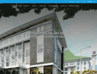 uin-malang.ac.id screenshot