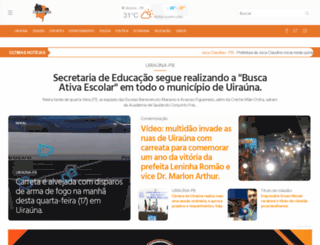 uiraunaemfoco.com screenshot