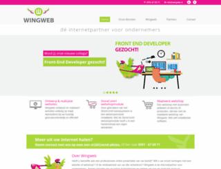 uitzendburo-hsl.nl screenshot