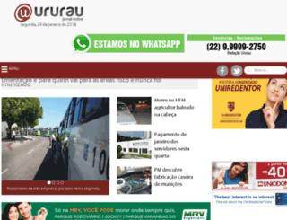 ujornal.com.br screenshot