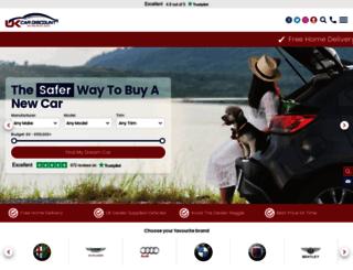 uk-car-discount.co.uk screenshot