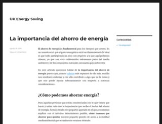 uk-energy-saving.com screenshot