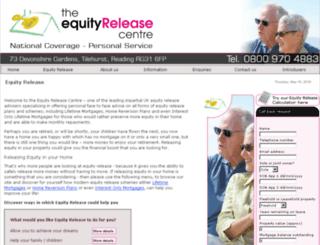 uk-equity-release-centre.co.uk screenshot