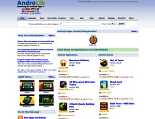 uk.androlib.com screenshot