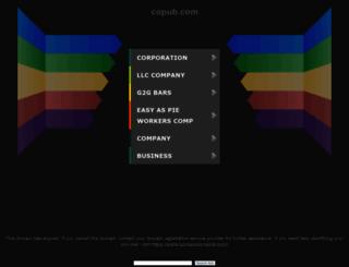 uk.copub.com screenshot