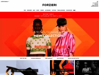 uk.forzieri.com screenshot
